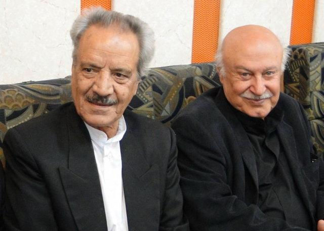 فرهاد فخرالدینی و عباس خسروی