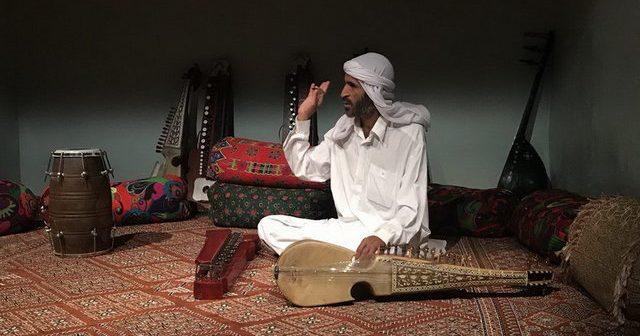 صوفی سیدزاده/ عکس از کبریا حسینزاده