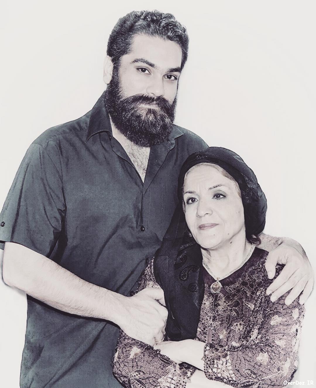 علی زند وکیلی و خواهرش