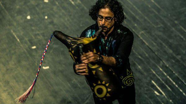 گروه موسیقی «لیان» در فستیوال ورلد میوزیک لندن