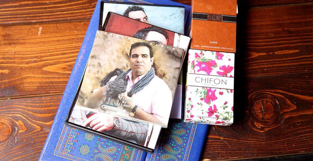 Mohammad Khalaj - Ronamaei Album Dovom - Pic-03