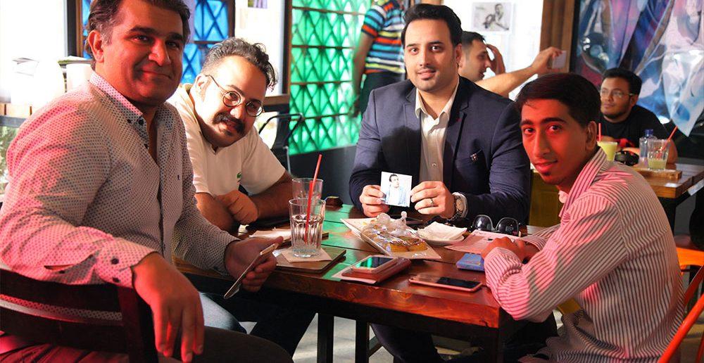 Mohammad Khalaj - Ronamaei Album Dovom - Pic-23