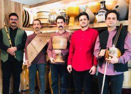 آوازخوانی امیر عبدالعظیمی در سیاُمین نشست «آیین آواز»